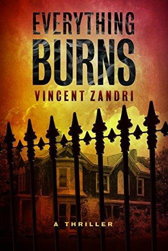 VINCENT ZANDRI: I TRY TO LIVE A FULL LIFE | Land Of Books