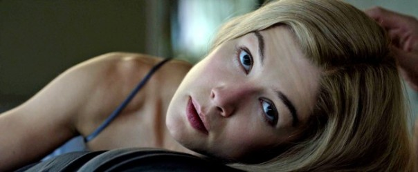 How many nightmares produced Amy's look, played perfectly by Rosamund Pike?