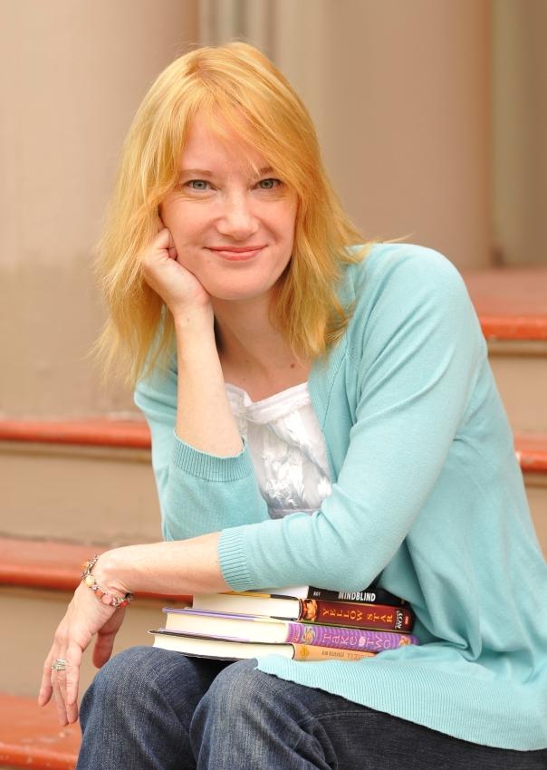 Jennifer Roy is award winning author
