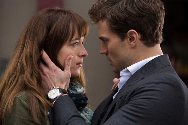 Jamie Dornan and Dakota Johnson were selected to play Christian and Anastasia