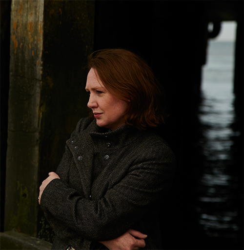 Paula Hawkins Photo: Kate Neil