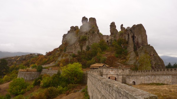 Belogradchik's rocks