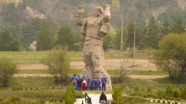 Klisura monument