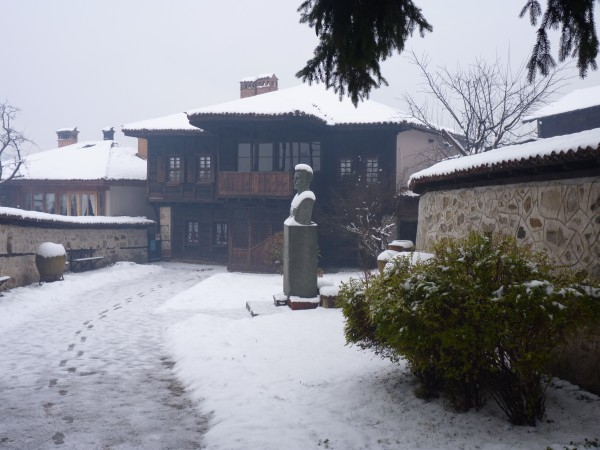 Winter Koprivstica