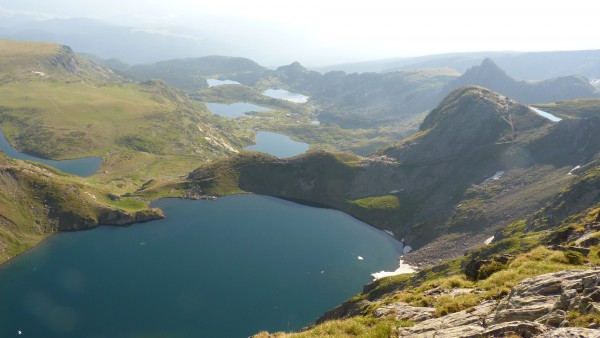 The Seven Lakes of Rila
